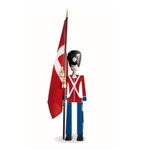 Dekoracja drewniana żołnierzyk Kay Bojesen 100 cm