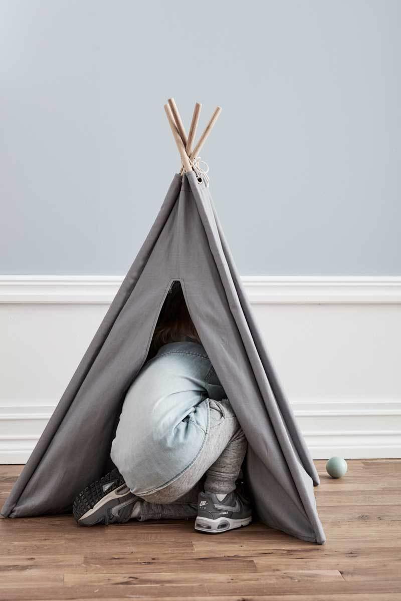 Namiot Tipi Mały Kids Concept (różowy)