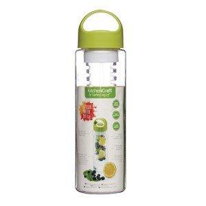 Butelka na wodę z wkładem na owoce Kitchen Craft