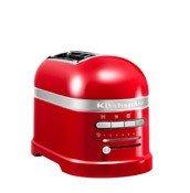 Toster na 2 kromki Artisan czerwony - małe zdjęcie