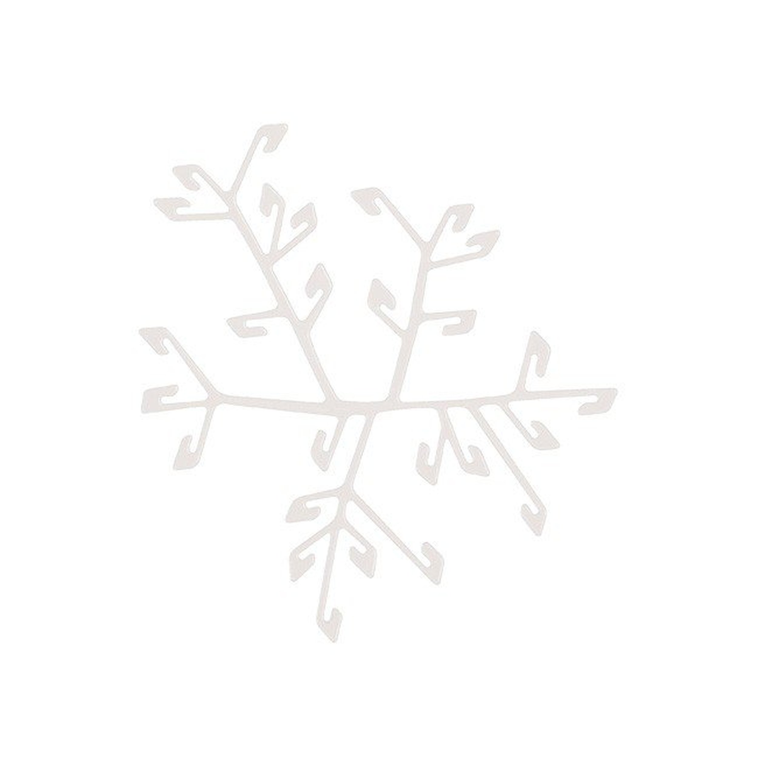 Dekoracja Cherrie biała