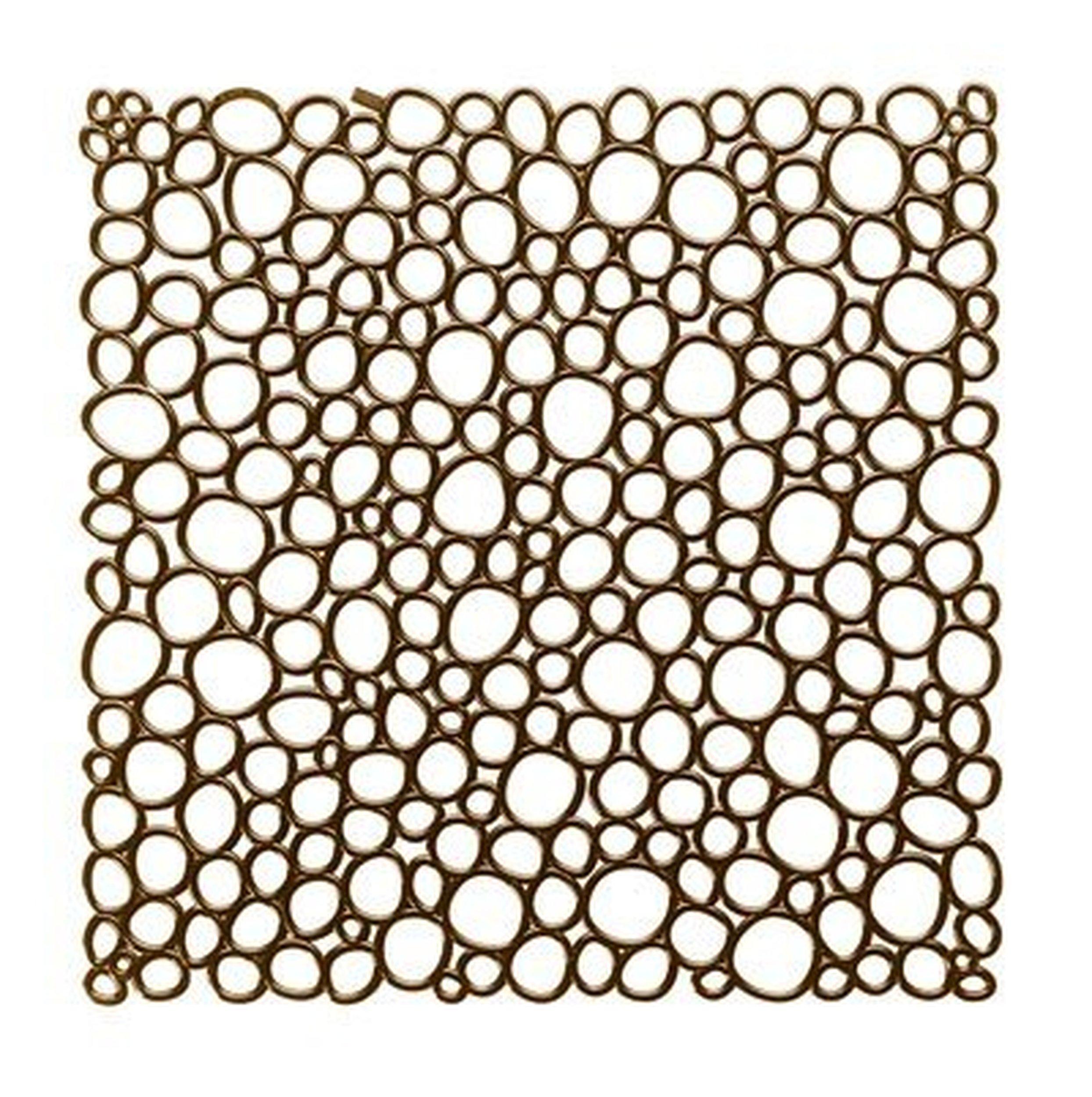 Panel dekoracyjny Oxygen brązowy