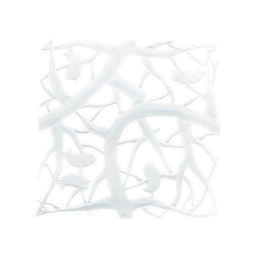 Panel dekoracyjny Pi:P biały