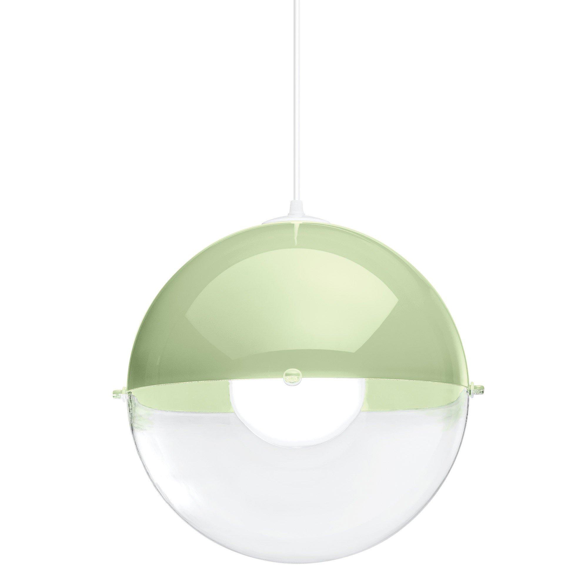 Lampa Orion miętowa