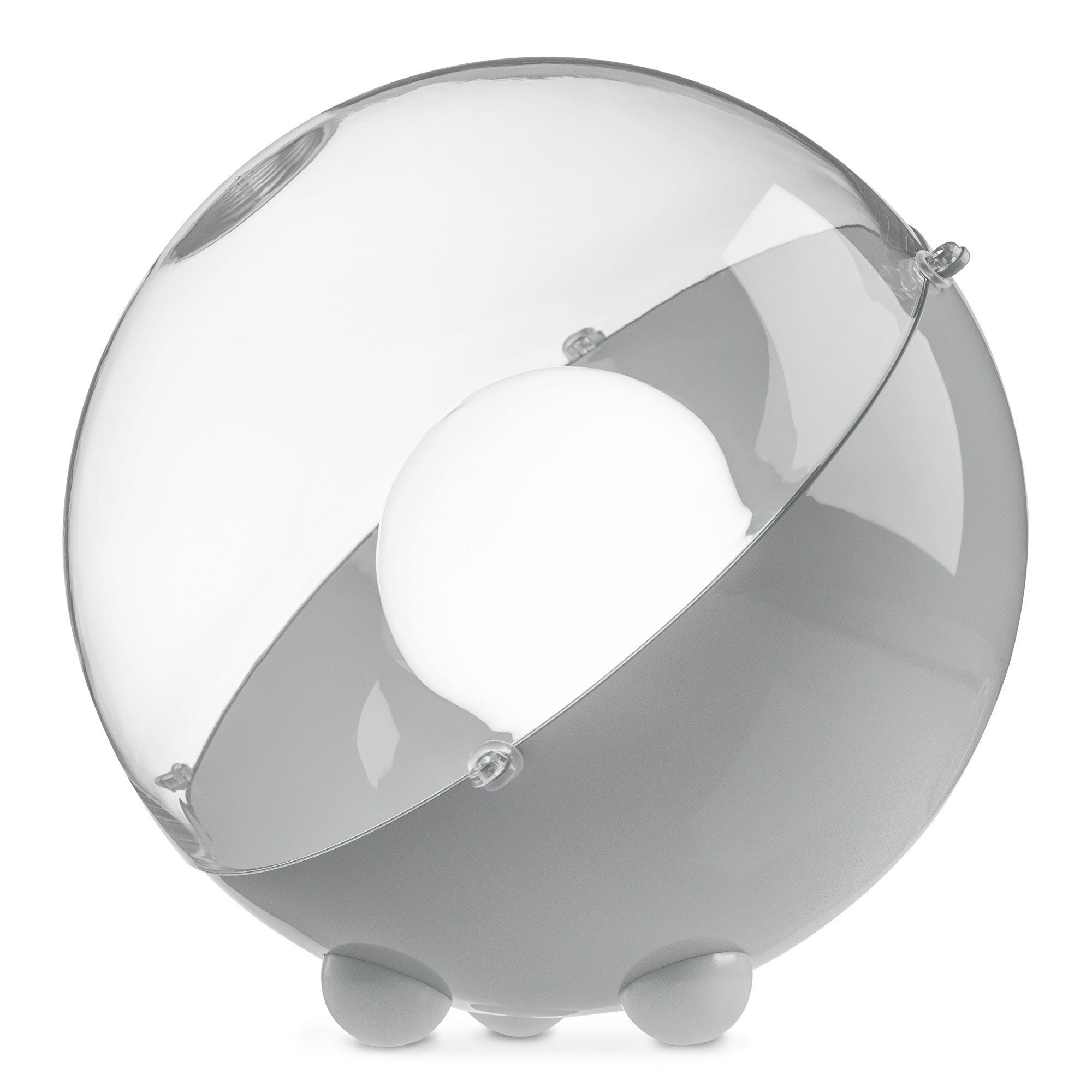 Lampa podłogowa Orion szara bbb