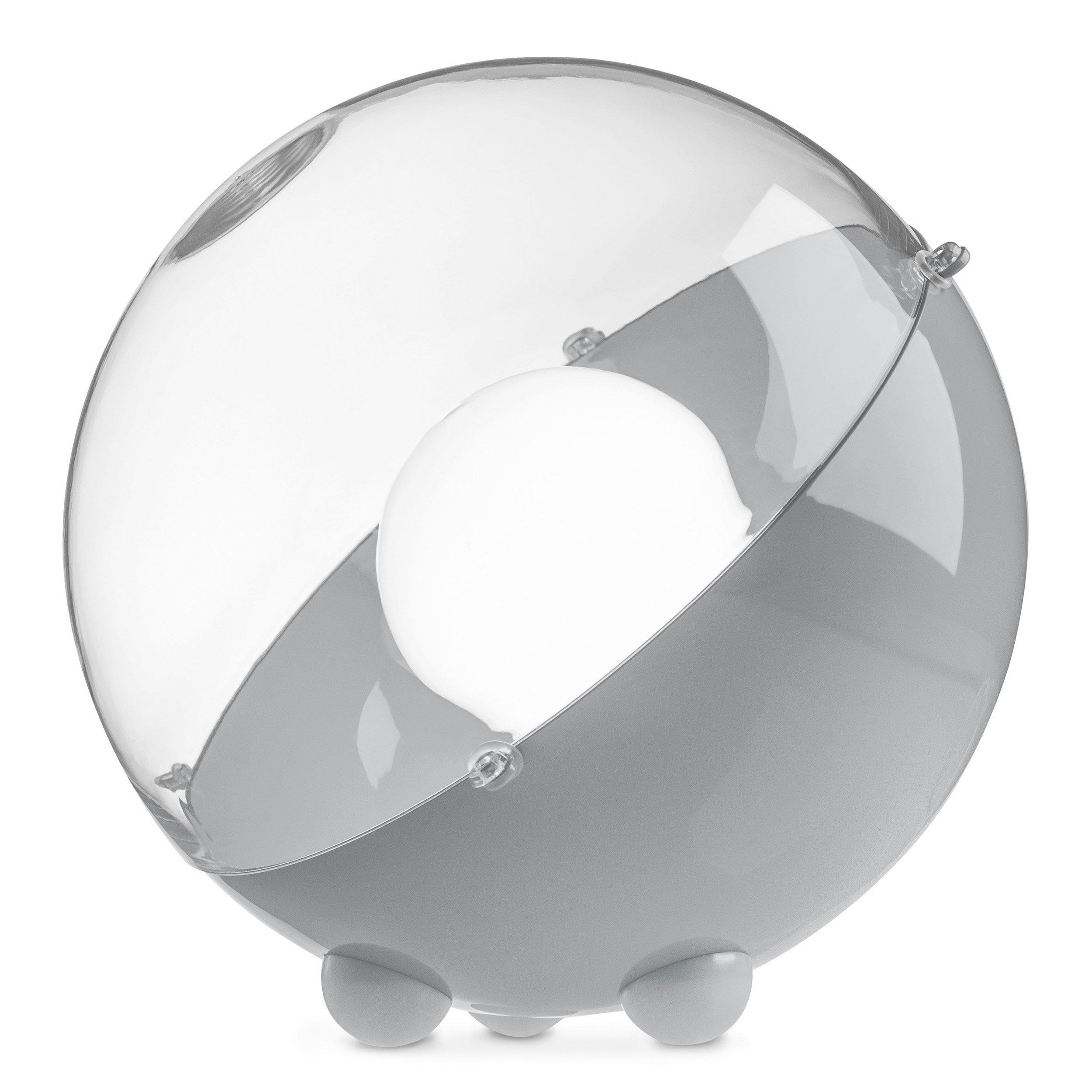 Lampa podłogowa Orion szara