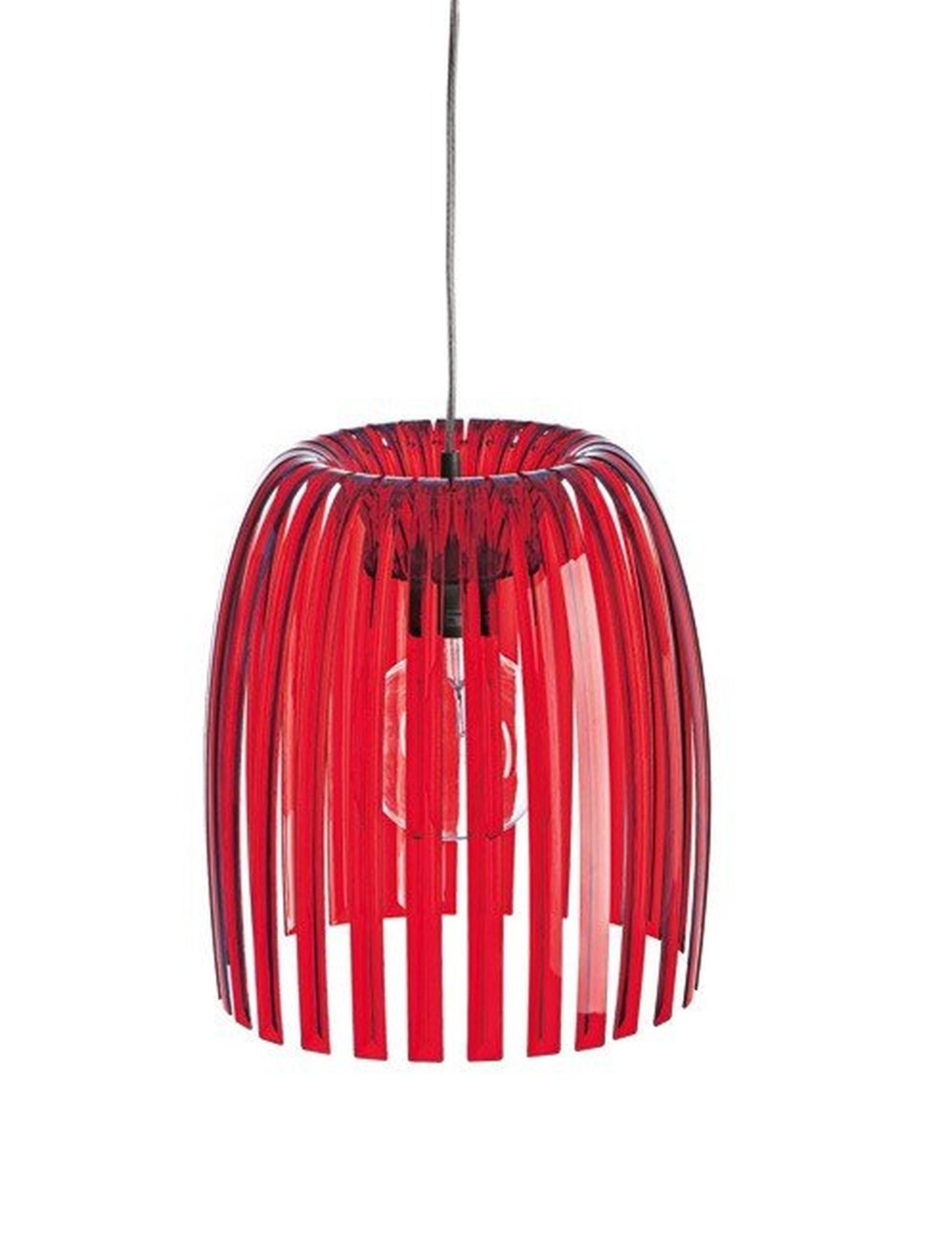 Lampa Josephine czerwona