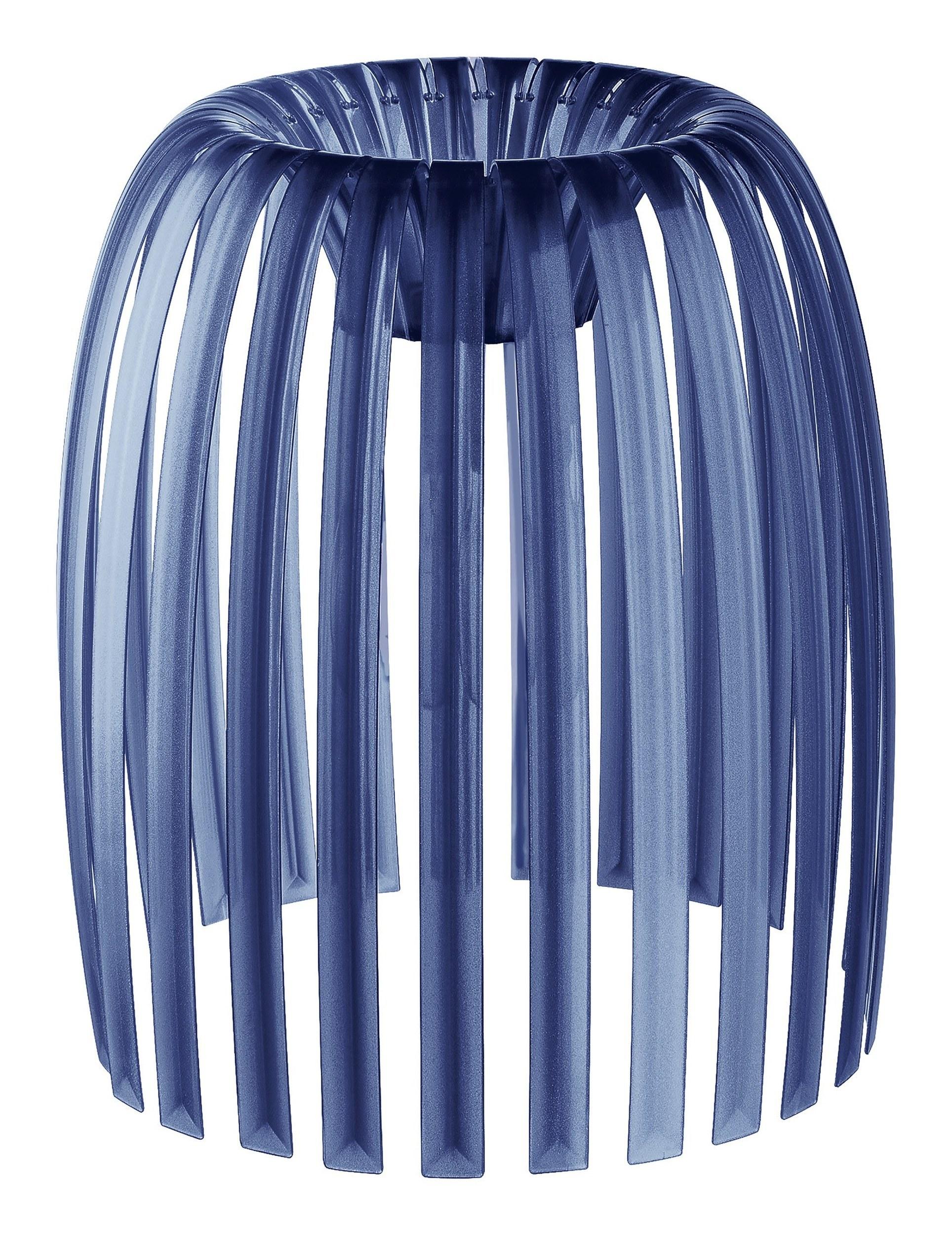 Lampa Josephine M 2.0 przezroczysta welwetowy błękit
