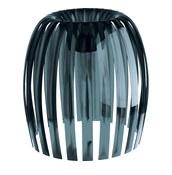 Lampa Josephine XL 2.0 przezroczysta antracyt