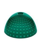 Lampa Stella Silk M emerald