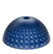 Lampa Stella Silk XL przezroczysta welwetowy błękit