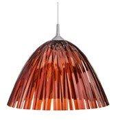 Lampa Reed brązowa - małe zdjęcie