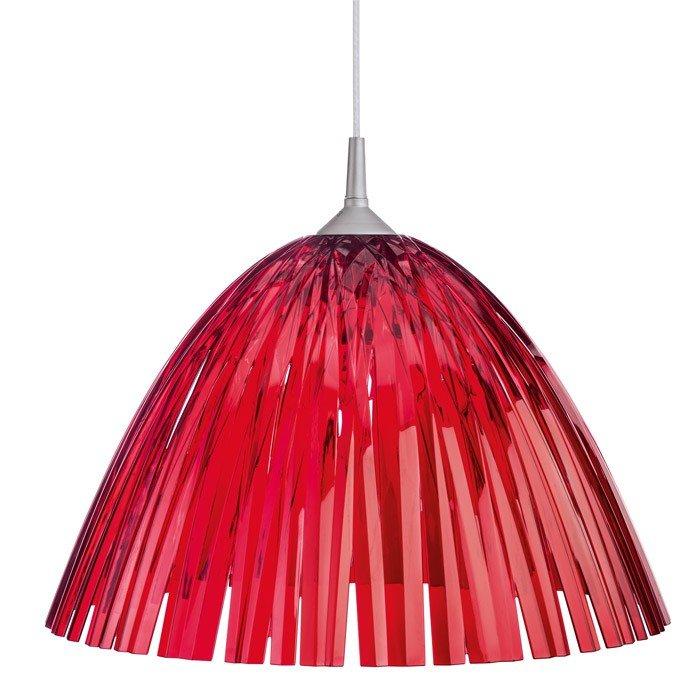 Lampa Reed czerwona