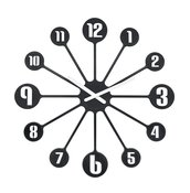 Zegar �cienny Pinball