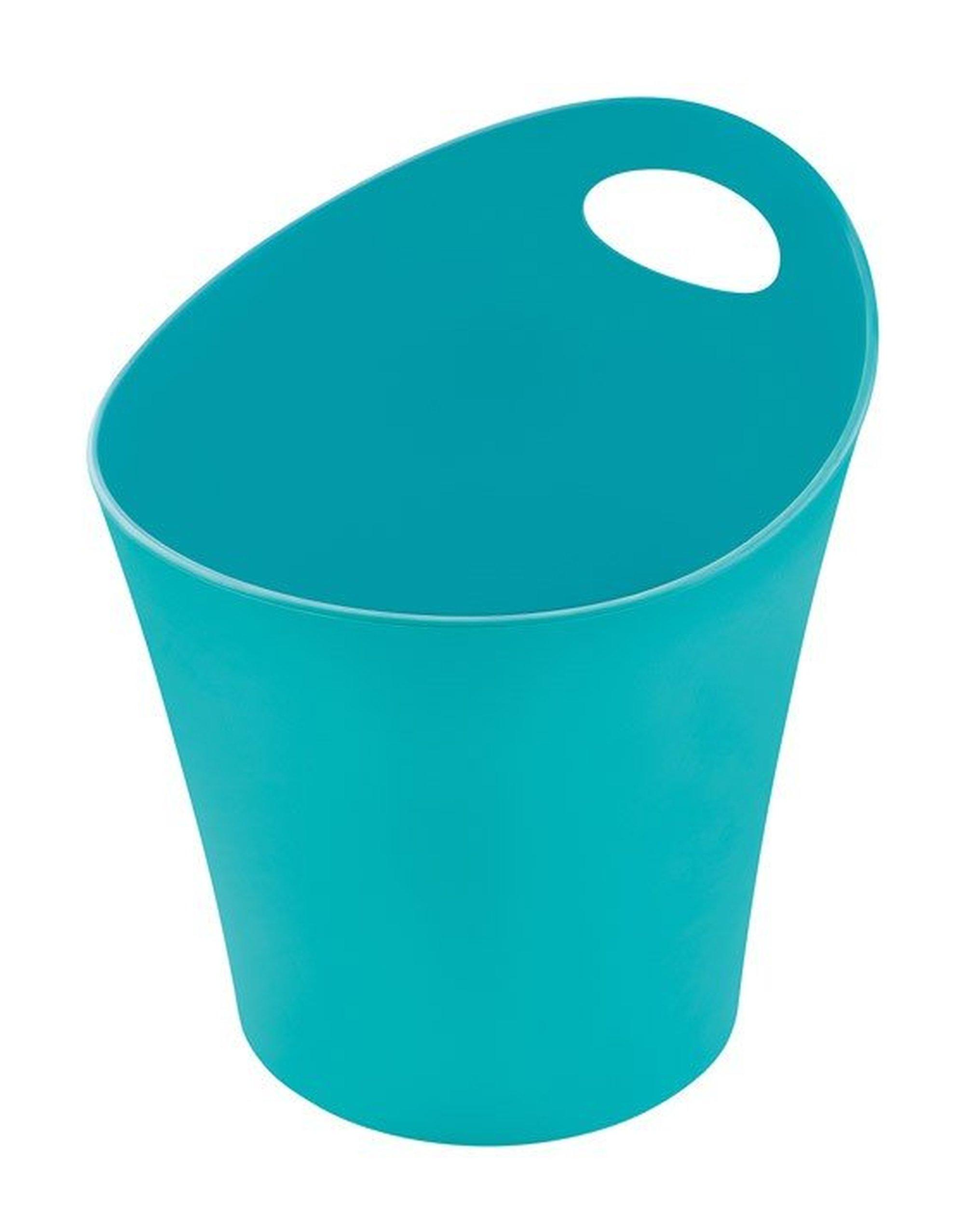 Pojemnik Pottichelli L niebieski turkusowy