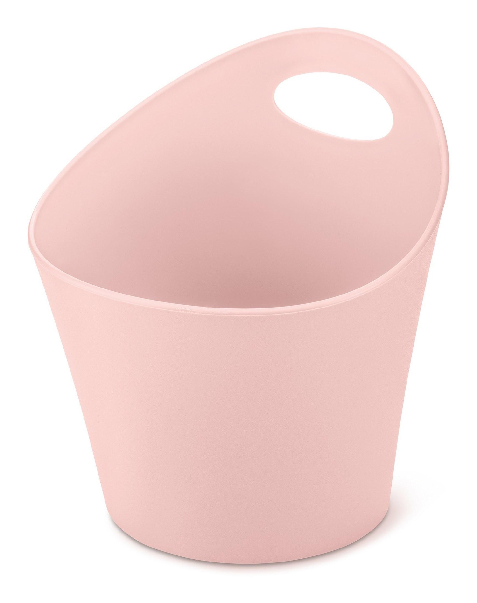 Pojemnik Pottichelli M pastelowy róż