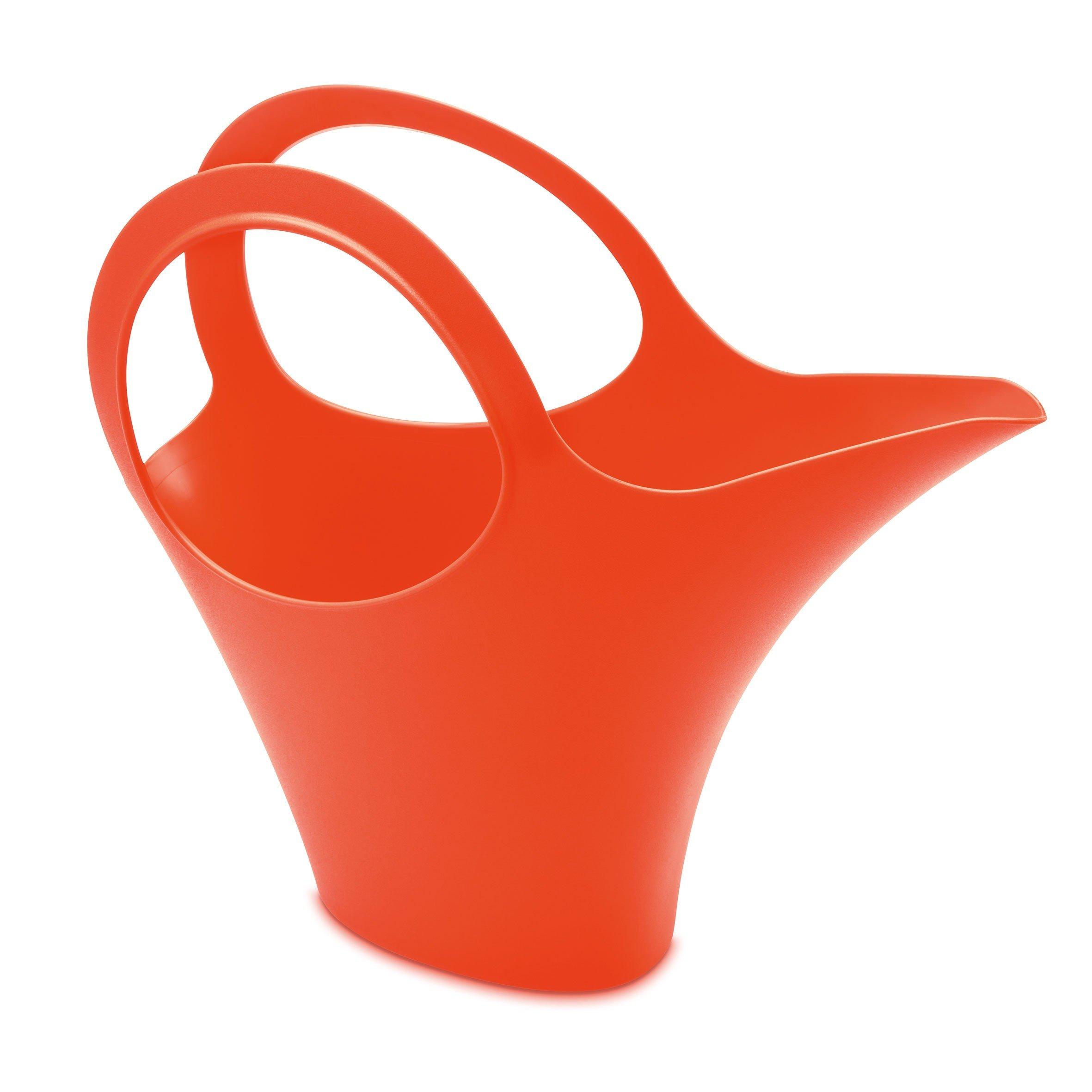 Konewka Camilla pomarańczowoczerwona