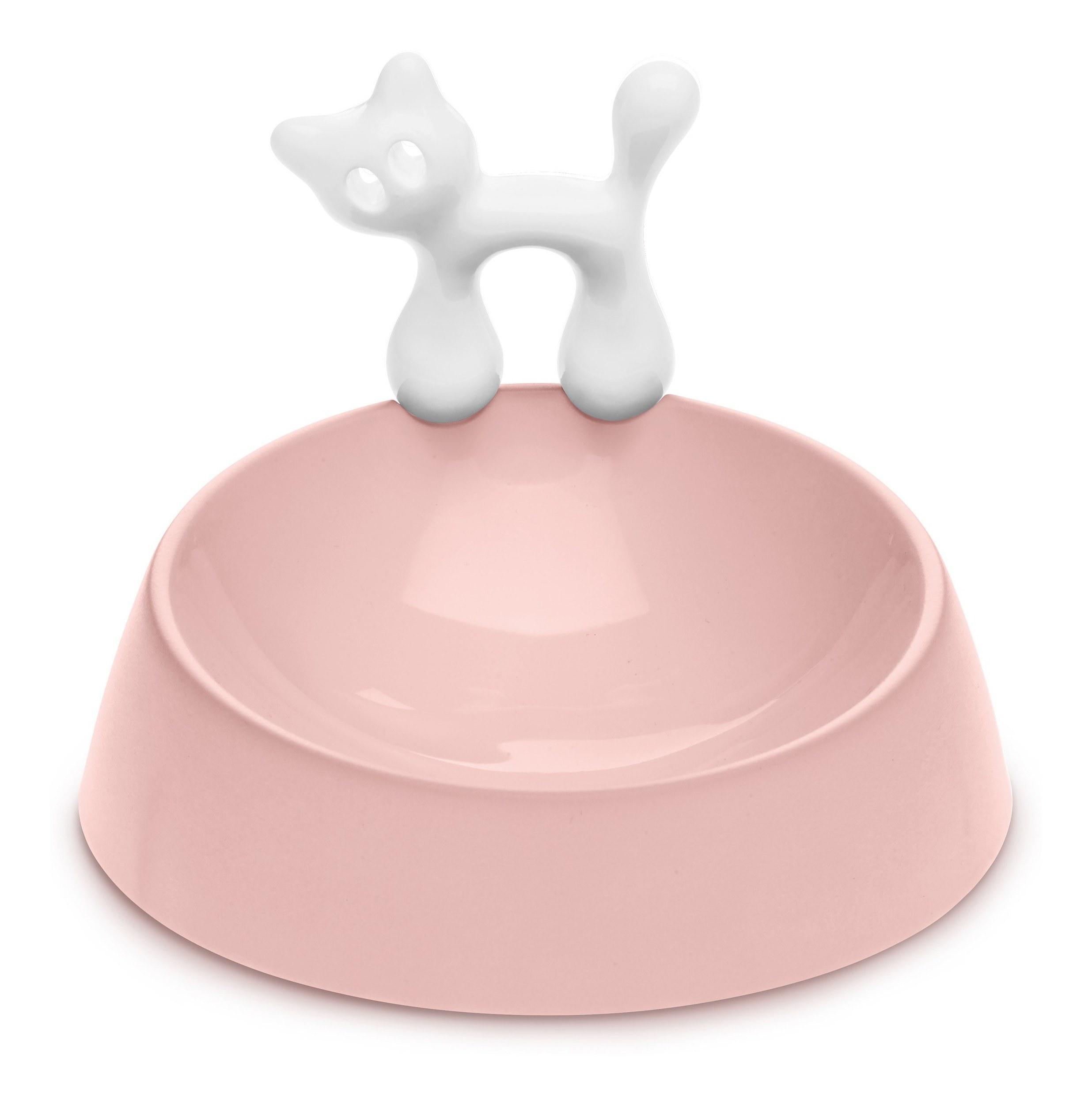 Miska dla kota Miaou pastelowy róż