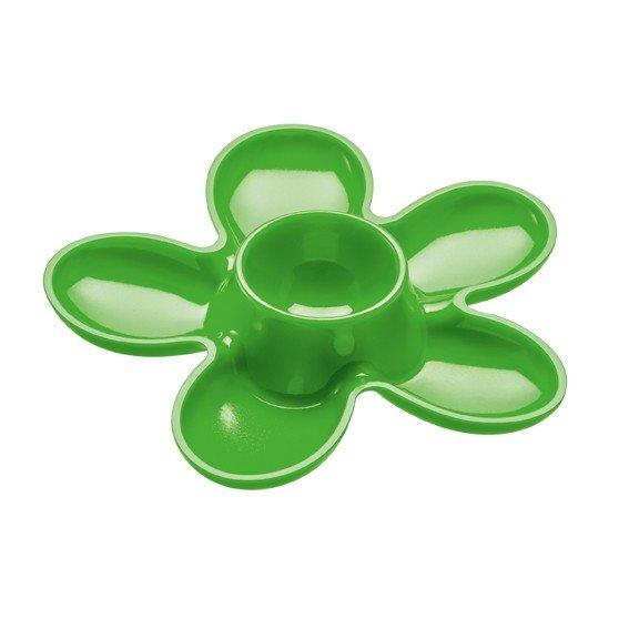 Kieliszek do jajek A-pril 2 szt. zielone jabłuszko