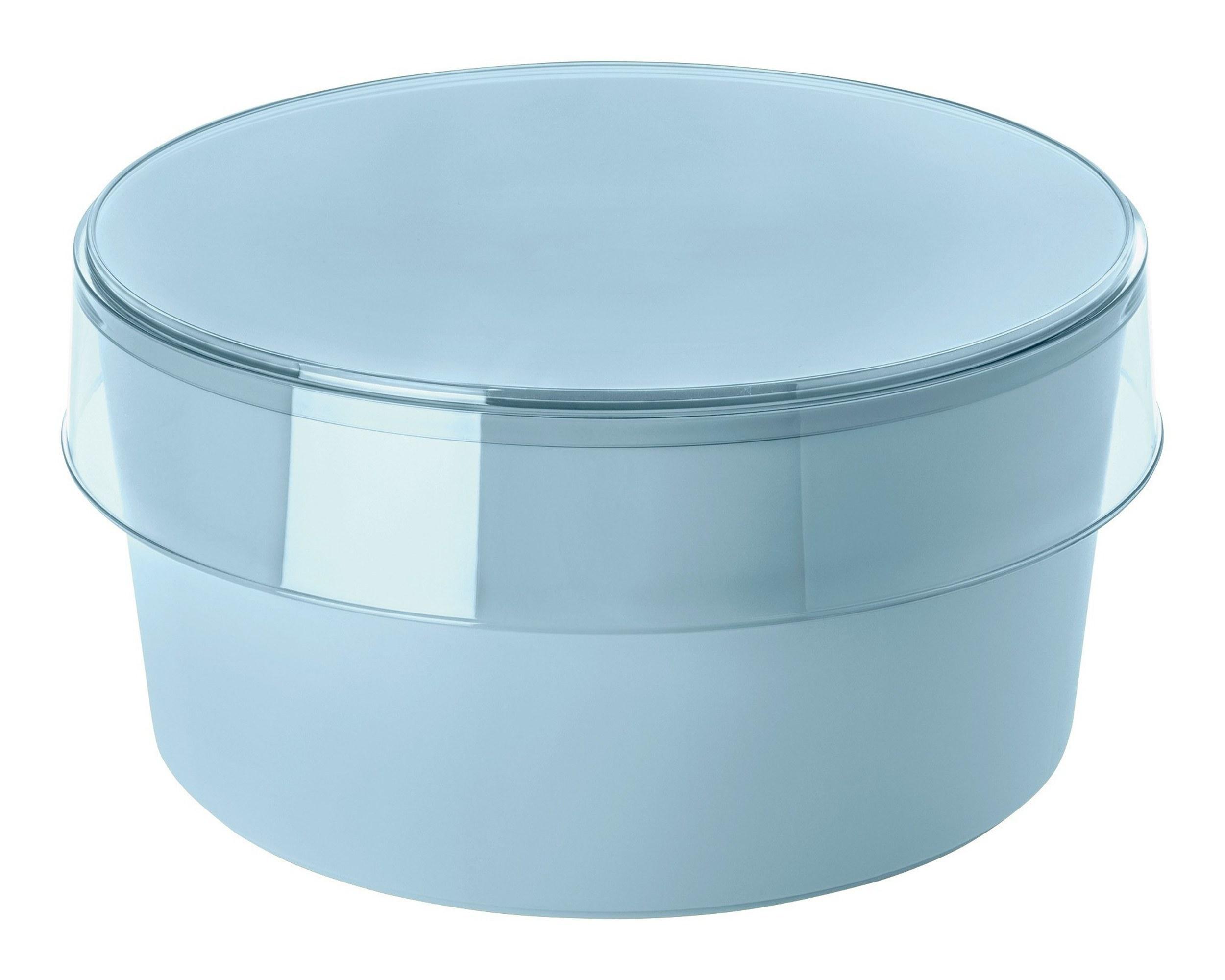 Pojemnik uniwersalny Top Secret pastelowy błękit