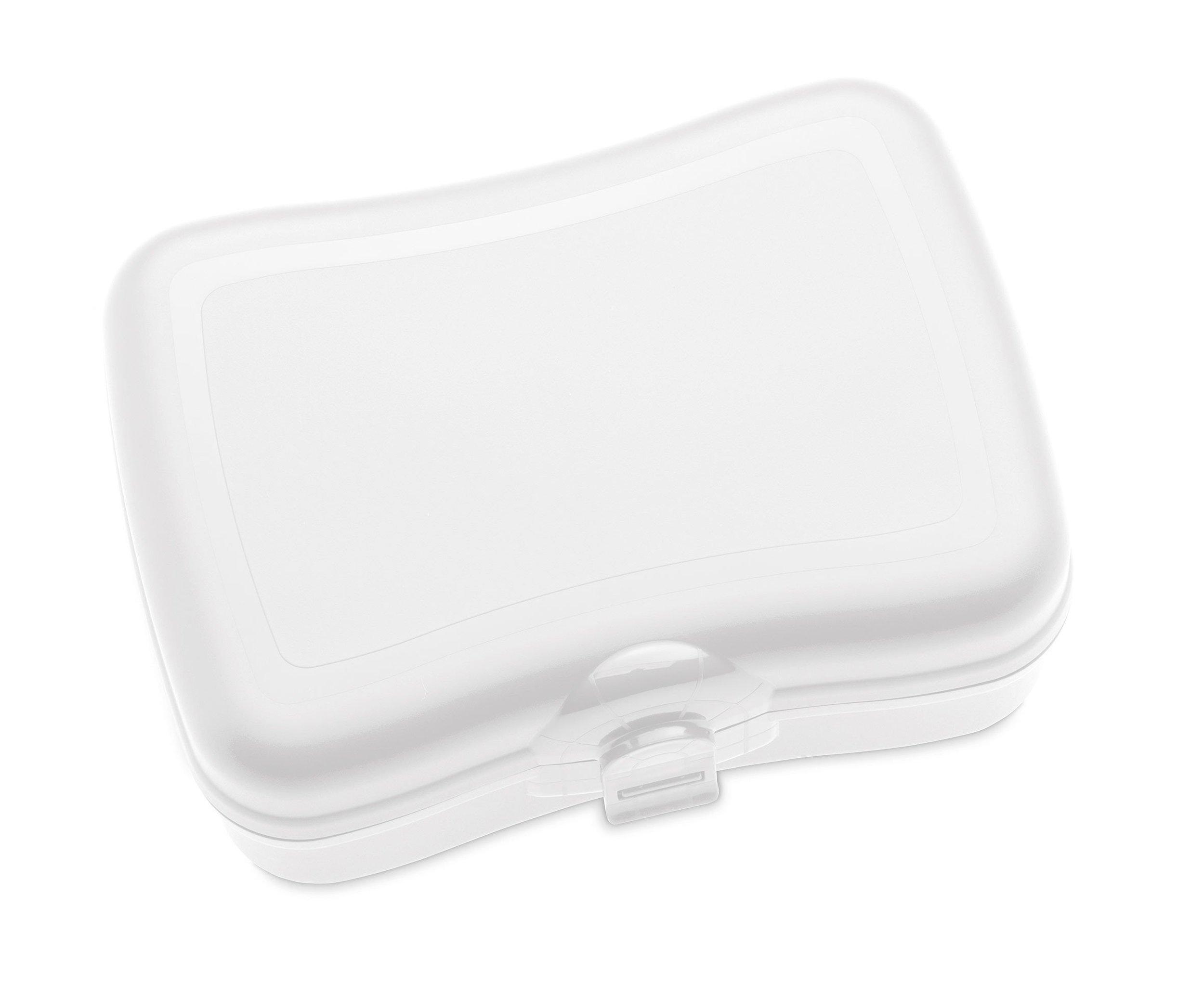 Pudełko na lunch Basic białe