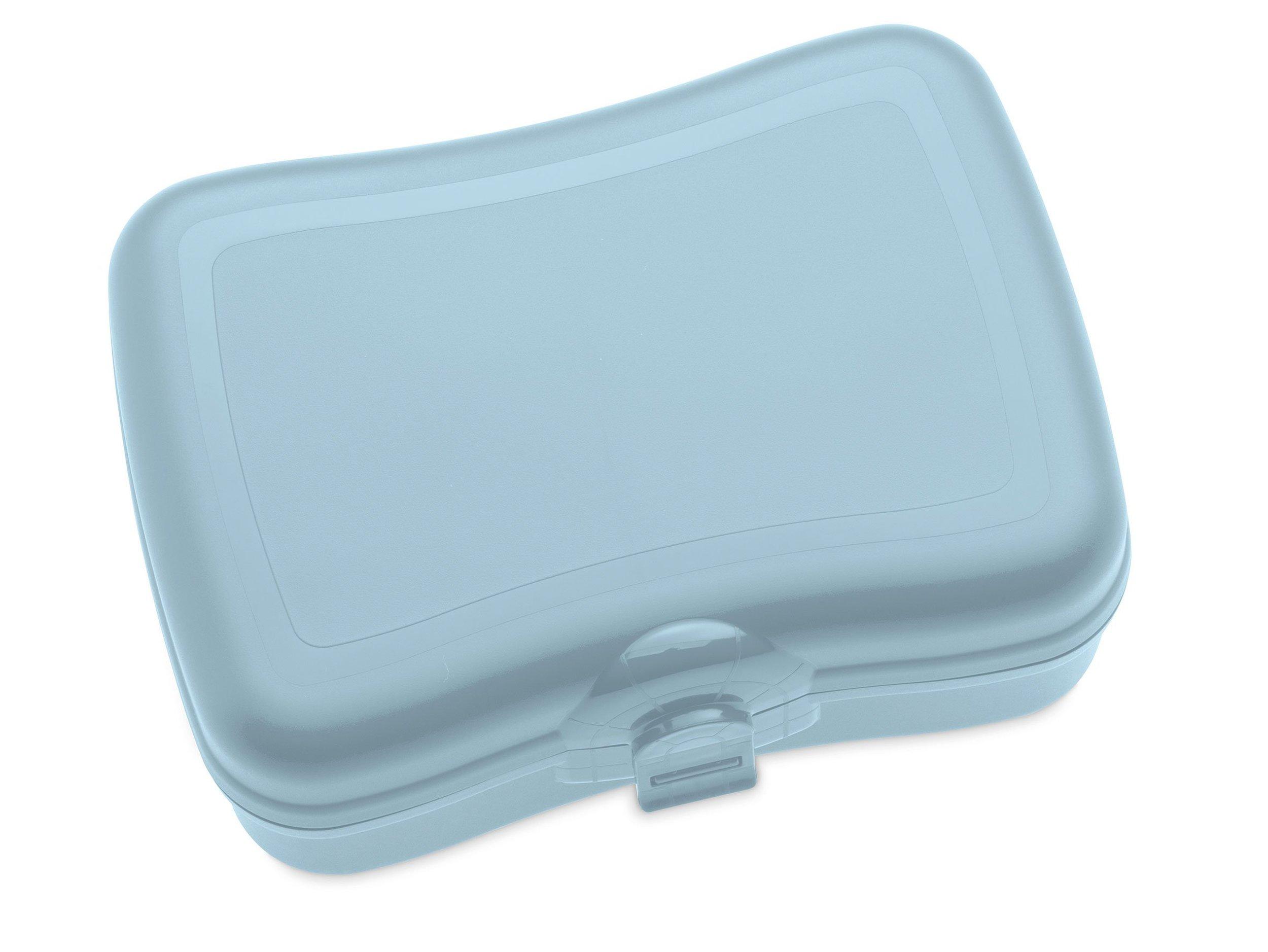 Pudełko na lunch Basic pastelowy błękit