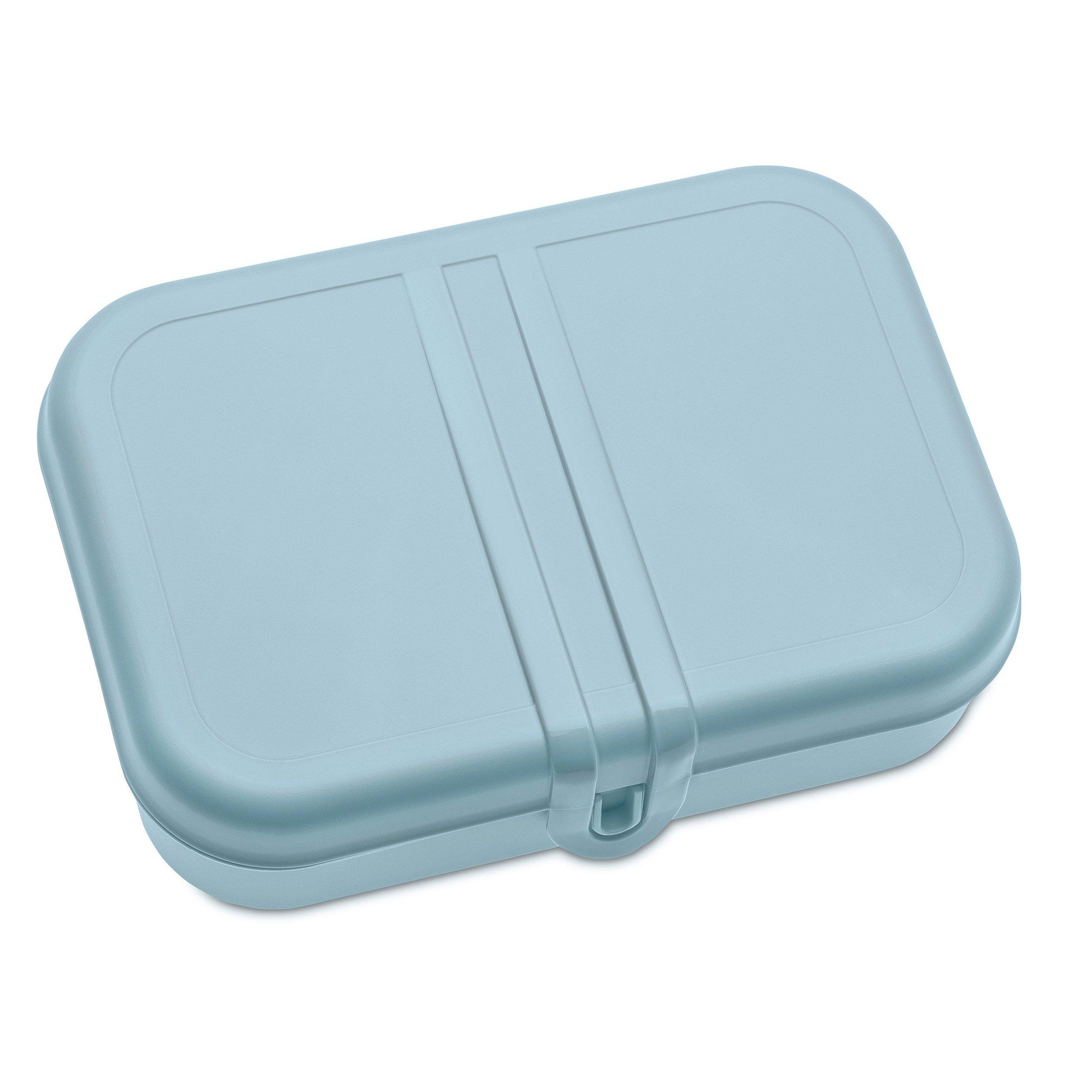 Pudełko na lunch Pascal L pastelowy błękit