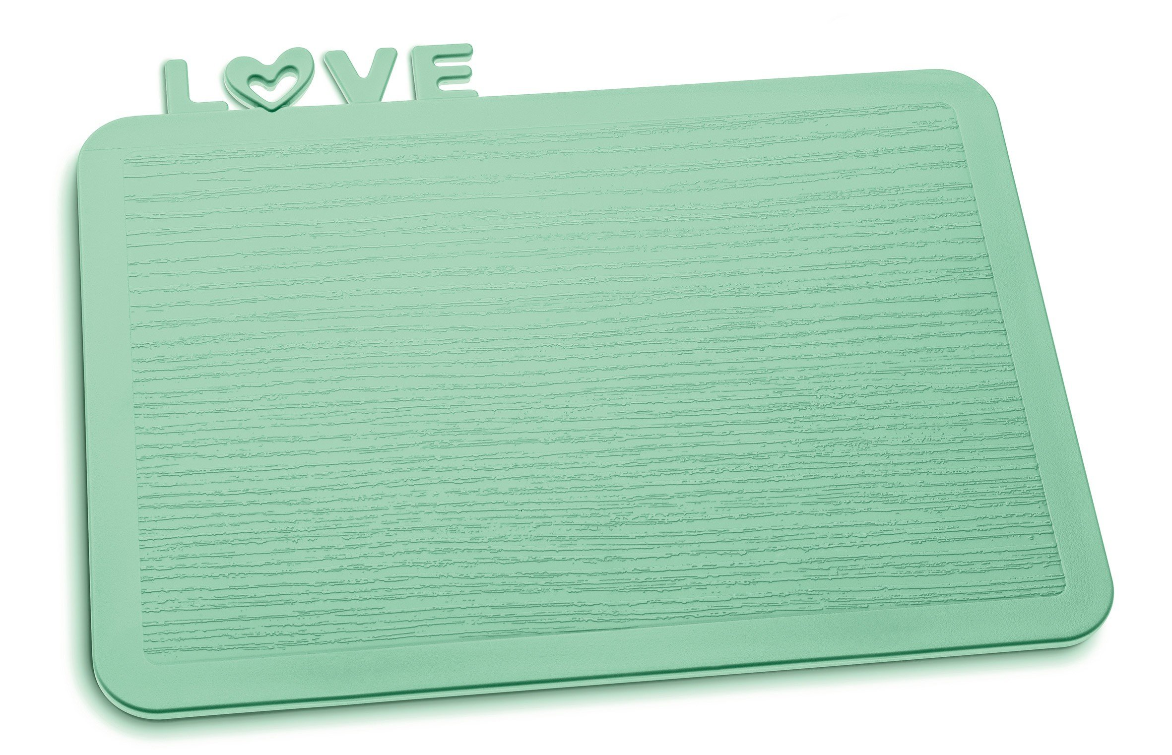 Deska śniadaniowa Happy Boards Love miętowa