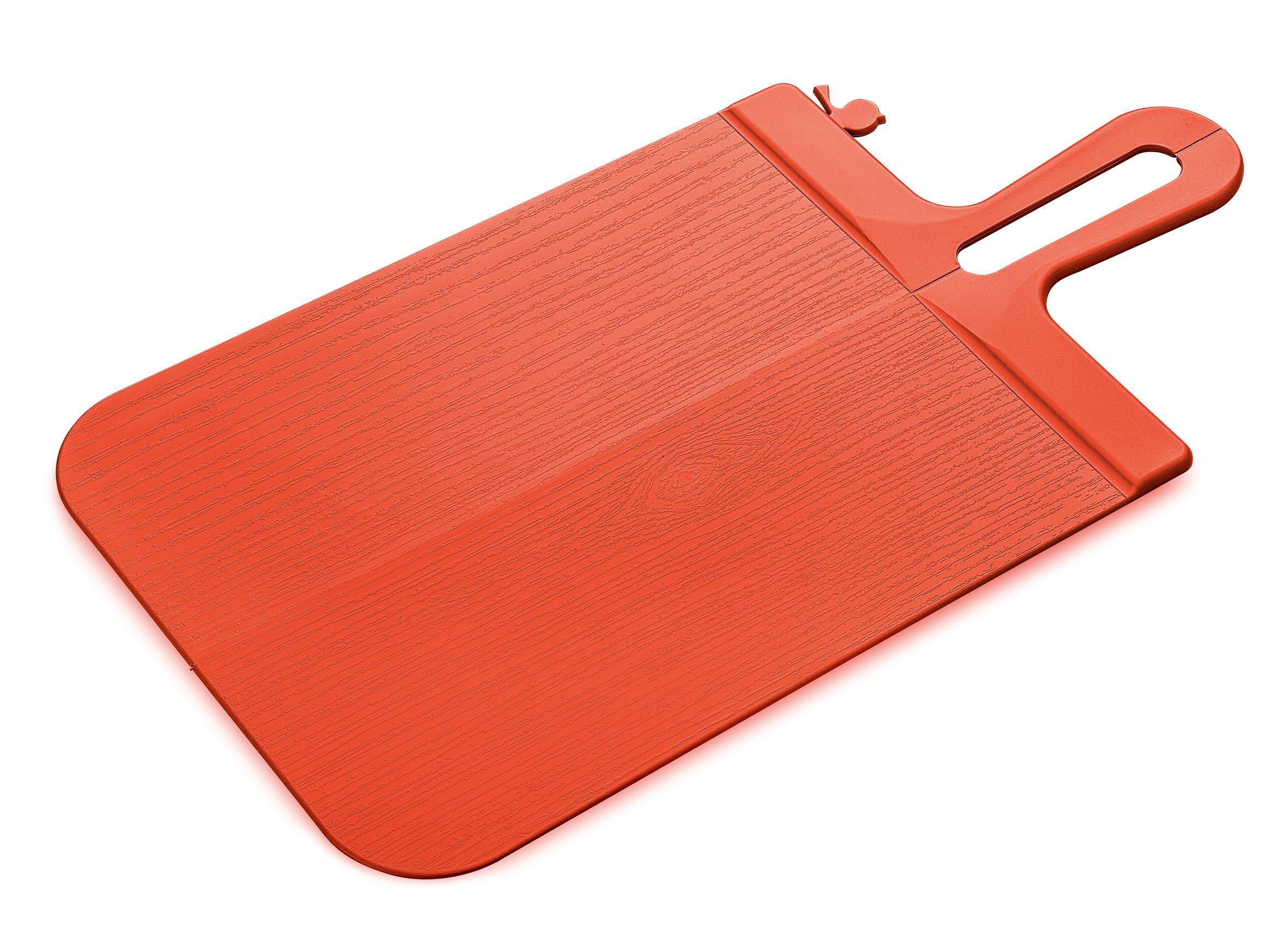 Deska do krojenia Snap XS pomarańczowoczerwona