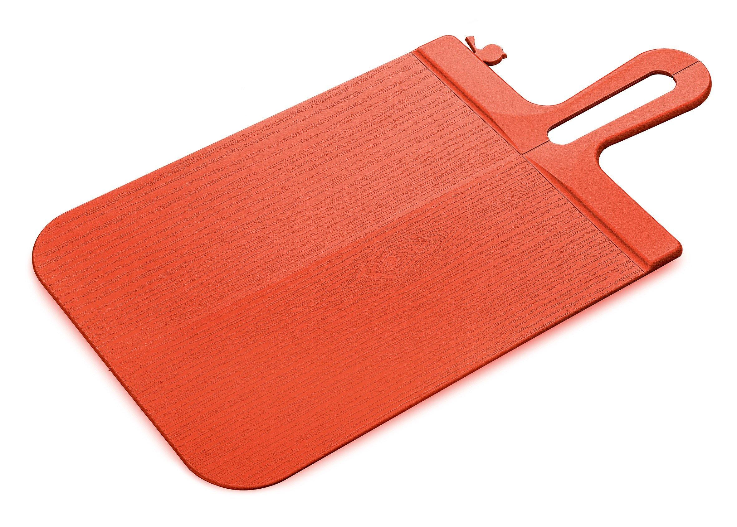Deska do krojenia Snap pomarańczowoczerwona
