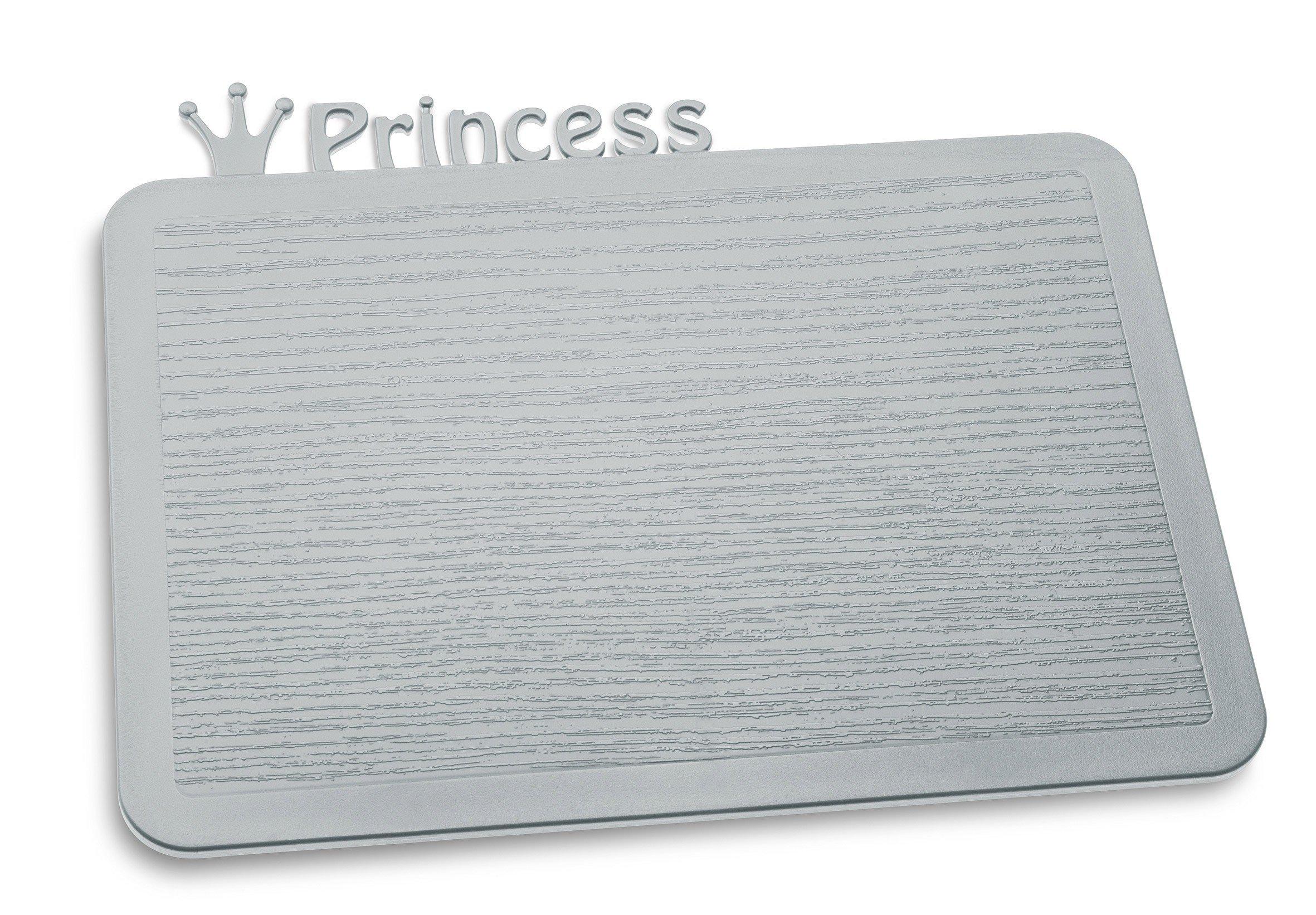 Deska śniadaniowa Happy Boards Princess szara
