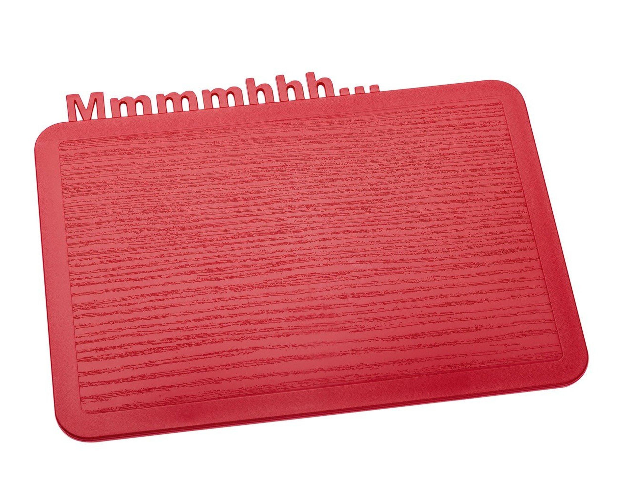 Deska śniadaniowa Happy Boards Mmmmhhh... malinowa