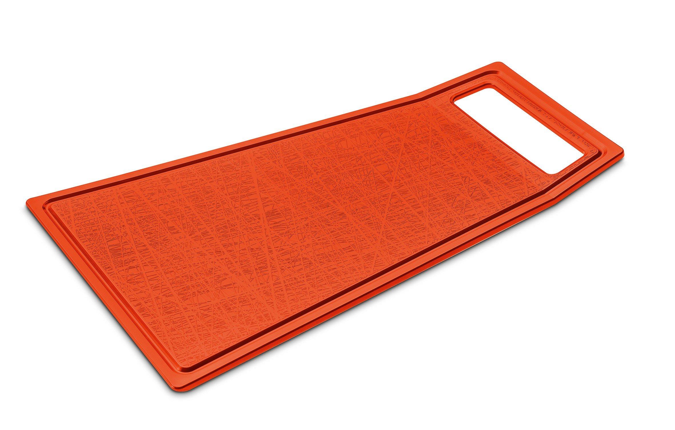 Deska do krojenia Kant pomarańczowoczerwona