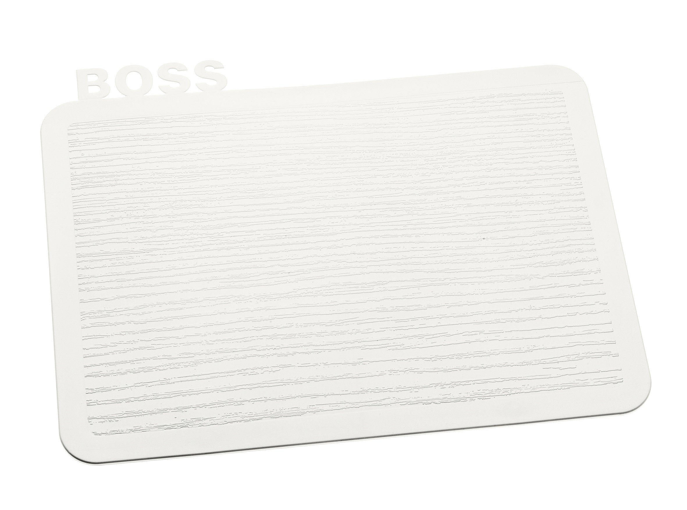 Deska śniadaniowa Happy Boards Boss biała