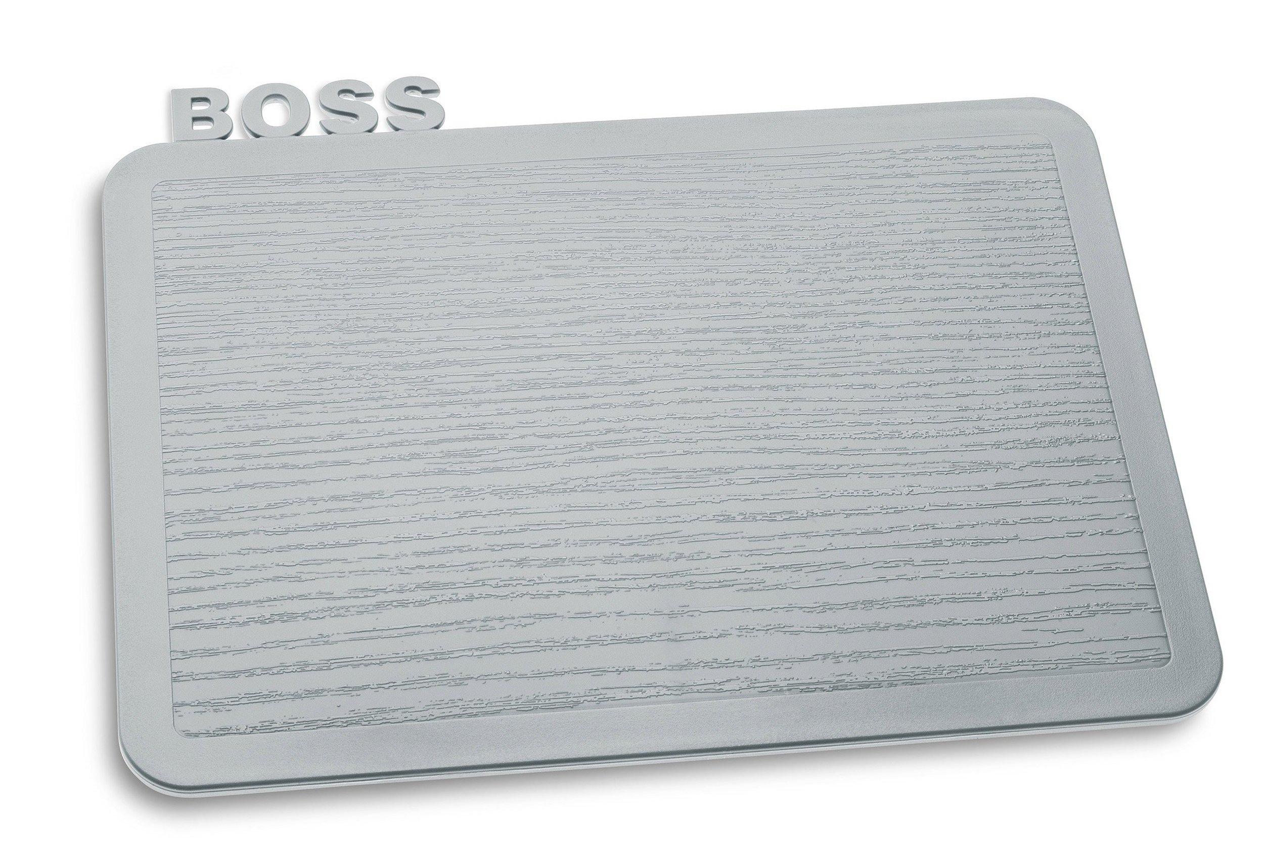 Deska śniadaniowa Happy Boards Boss szara