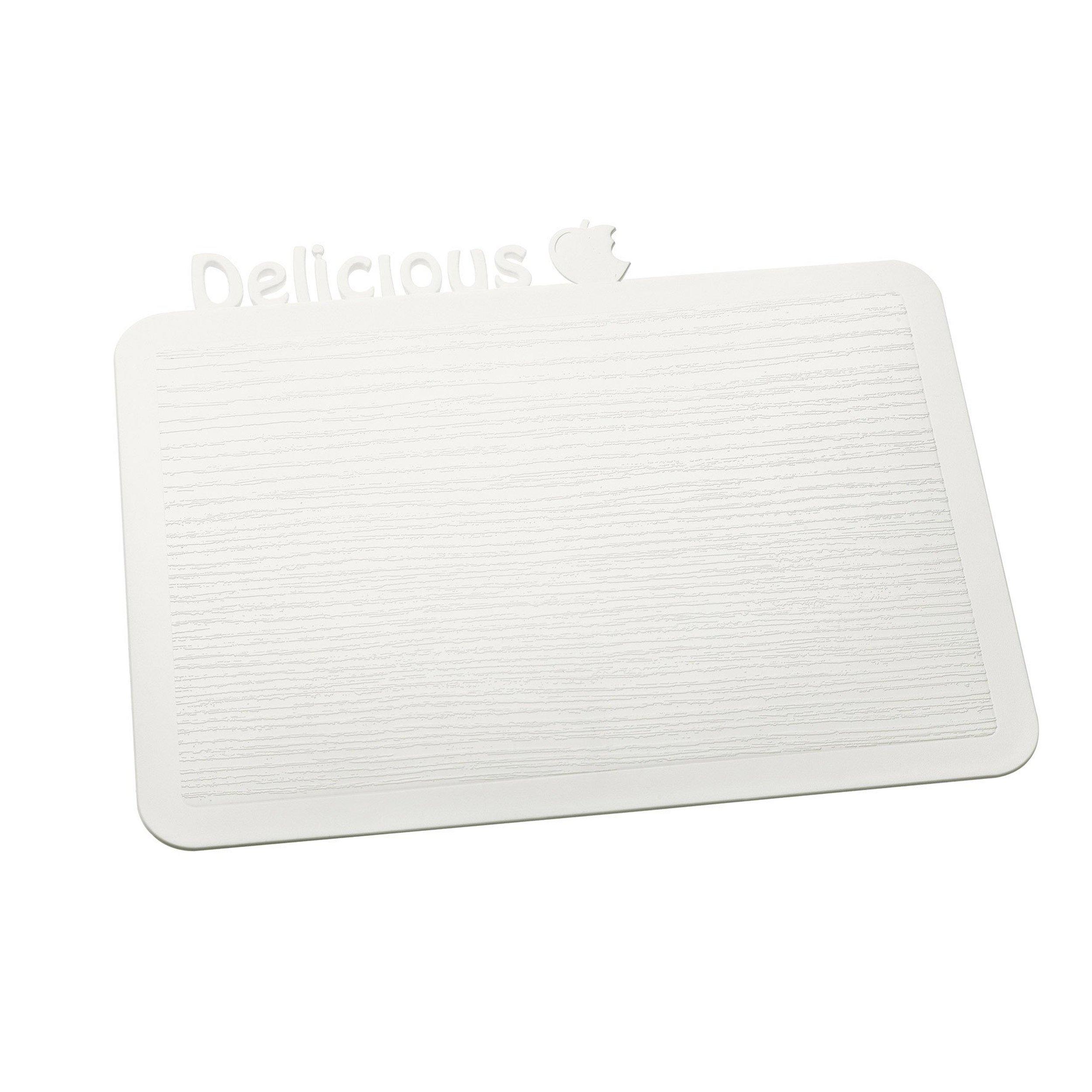 Deska śniadaniowa Happy Boards Delicious biała