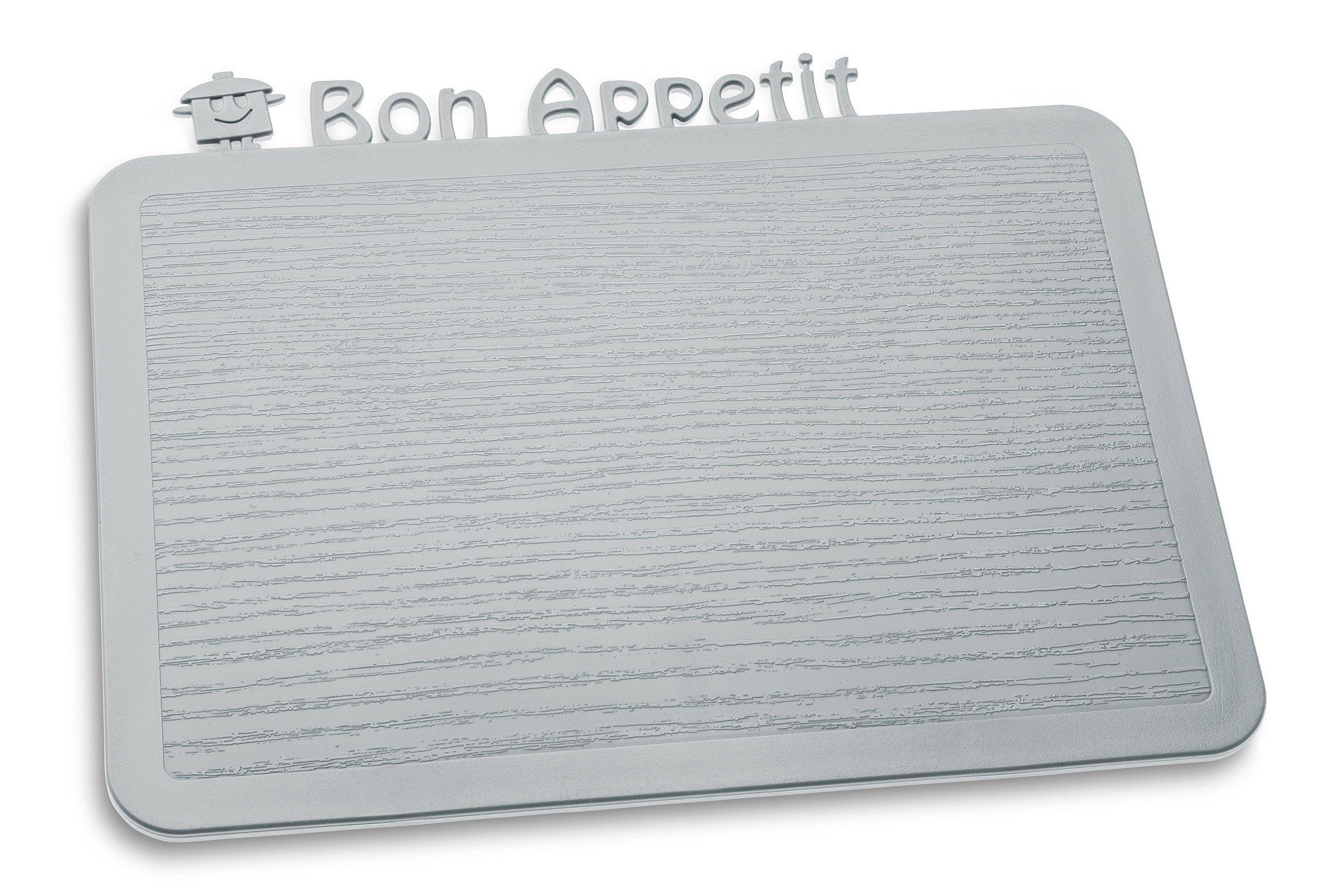 Deska śniadaniowa Happy Boards Bon Appetit szara