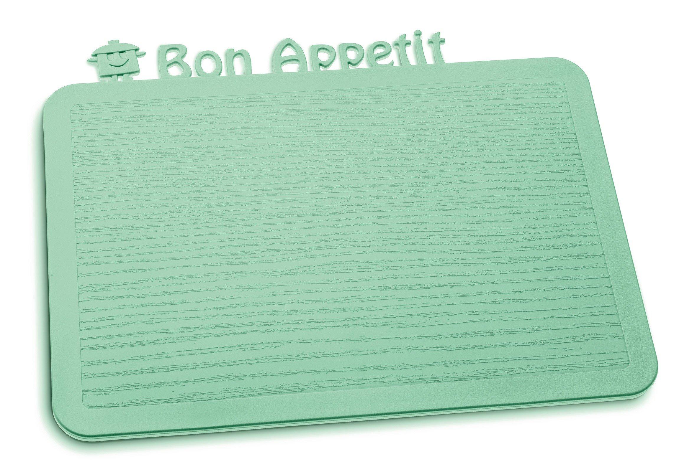 Deska śniadaniowa Happy Boards Bon Appetit miętowa