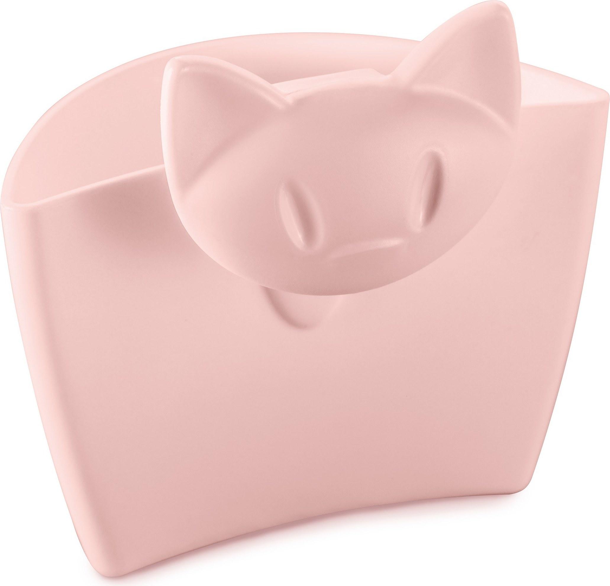 Pojemnik wielofunkcyjny na kubek Mimmi pastelowy róż