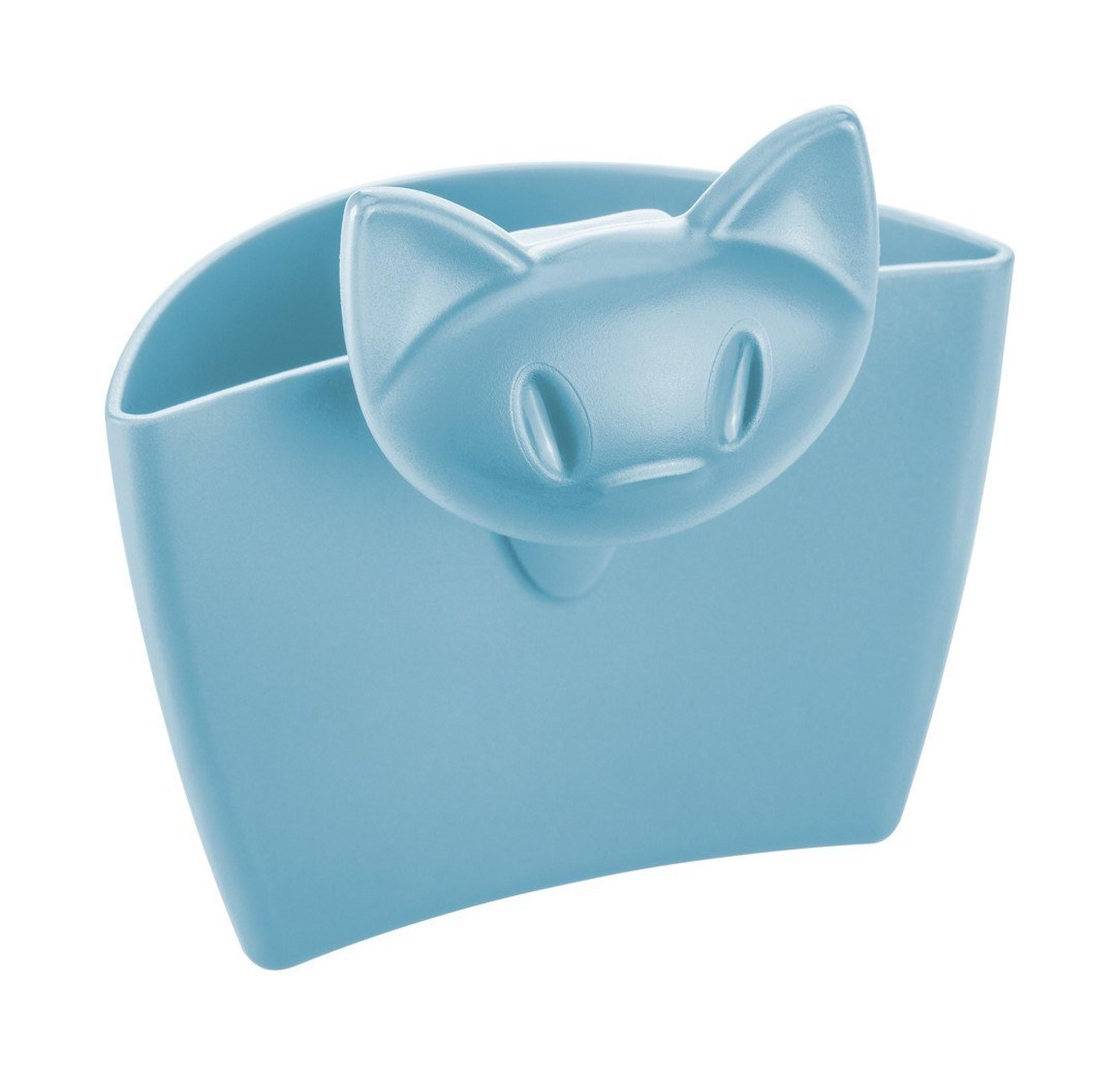 Pojemnik wielofunkcyjny na kubek Mimmi pastelowy błękit