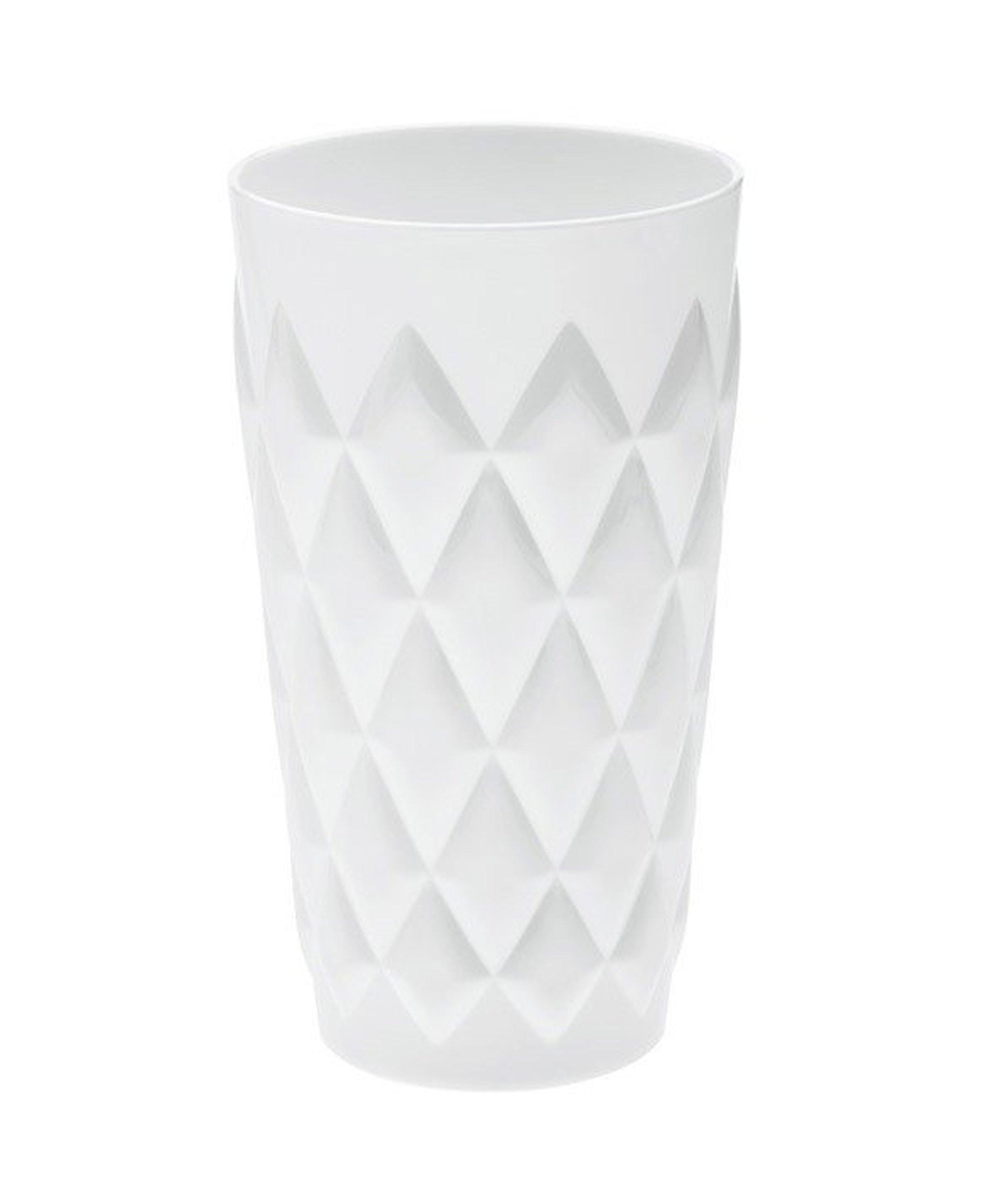 Kubek Crystal L biały