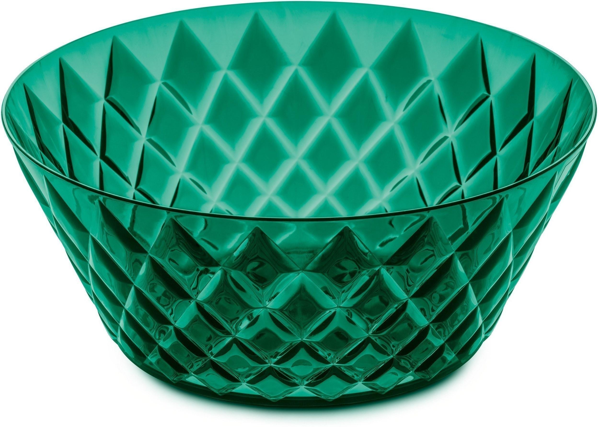 Misa sałatkowa Crystal emerald