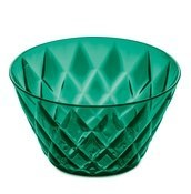 Miseczka Crystal zieleń emerald