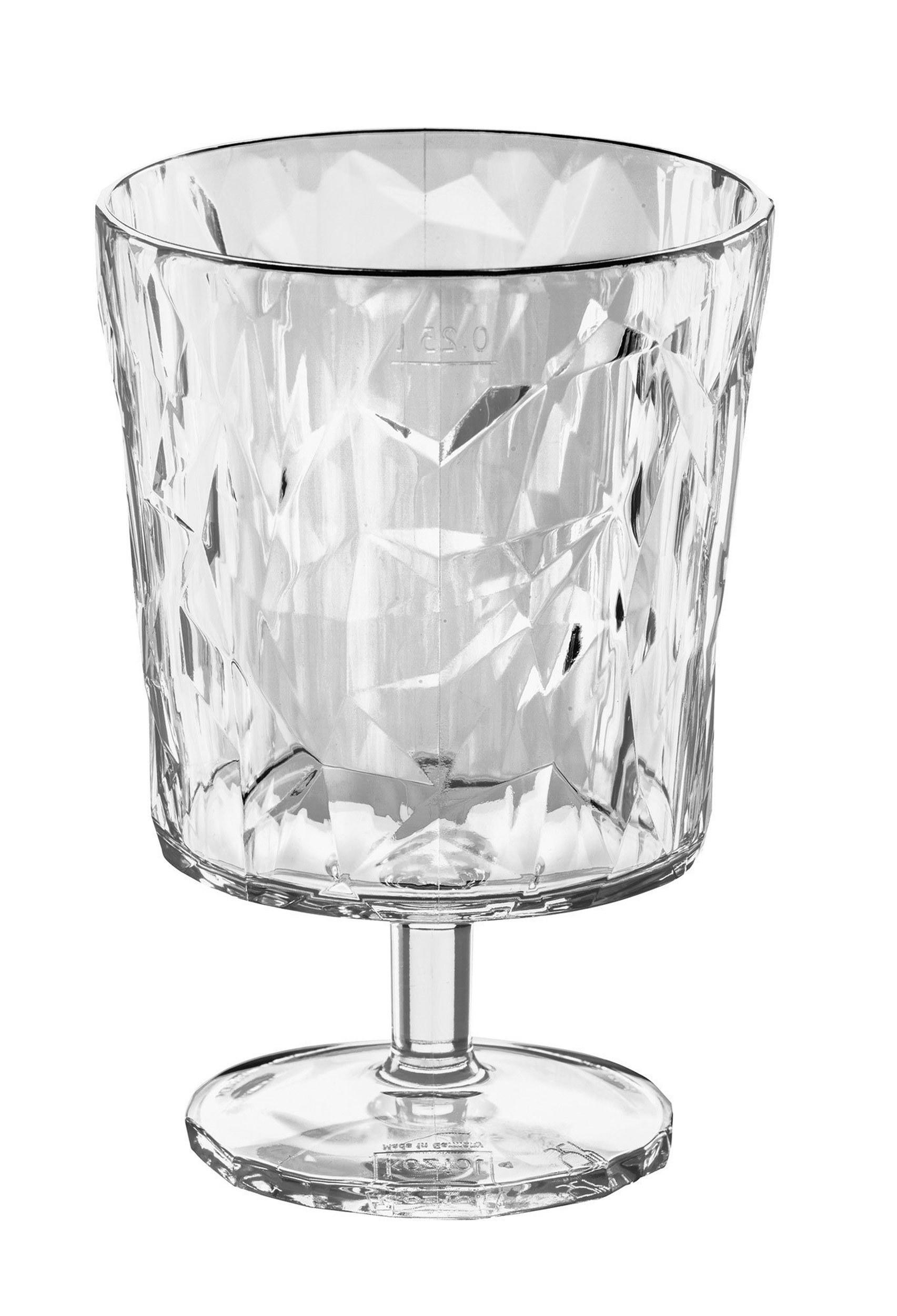 Kielich Crystal 2.0 S transparentny