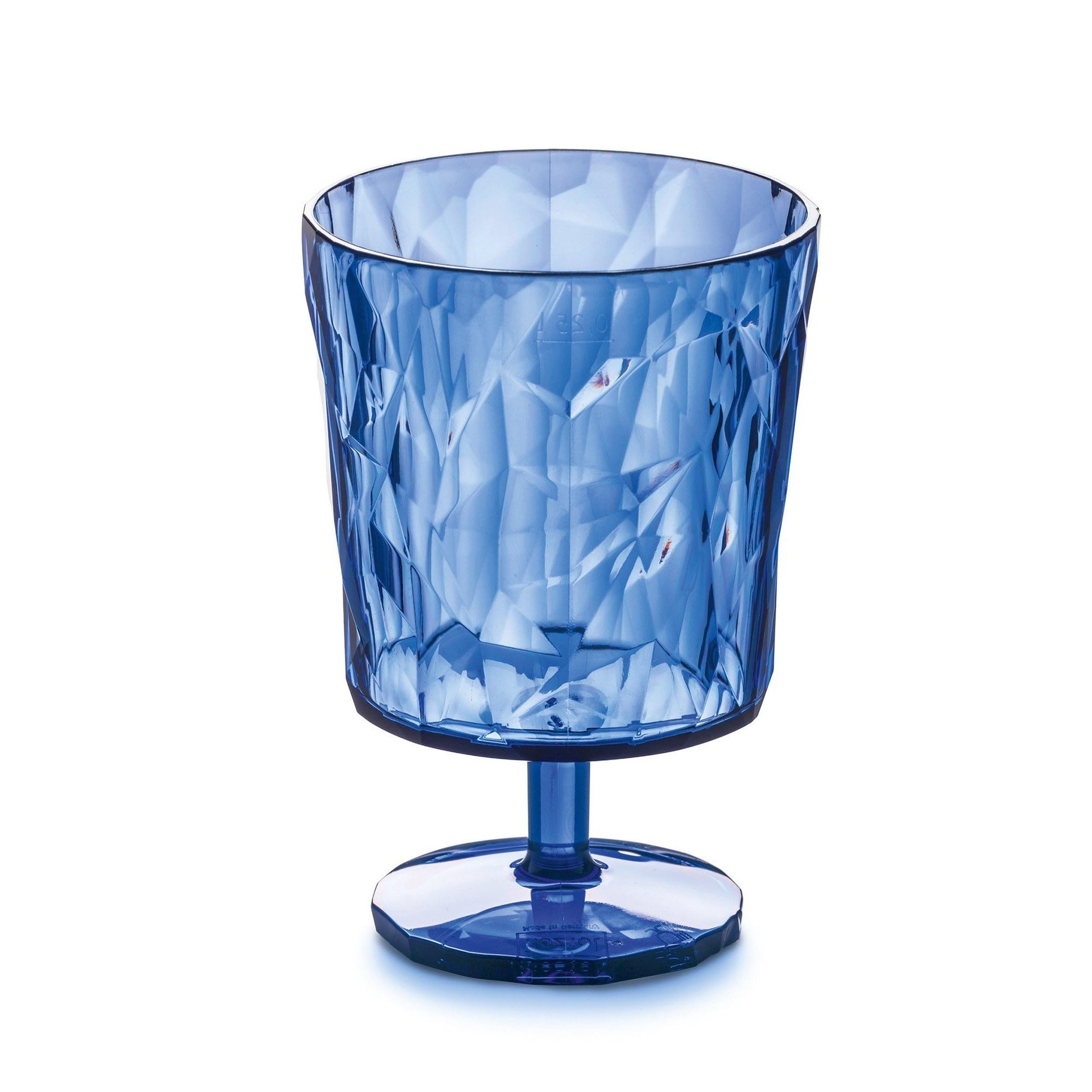 Kielich Crystal 2.0 S jasnoniebieski