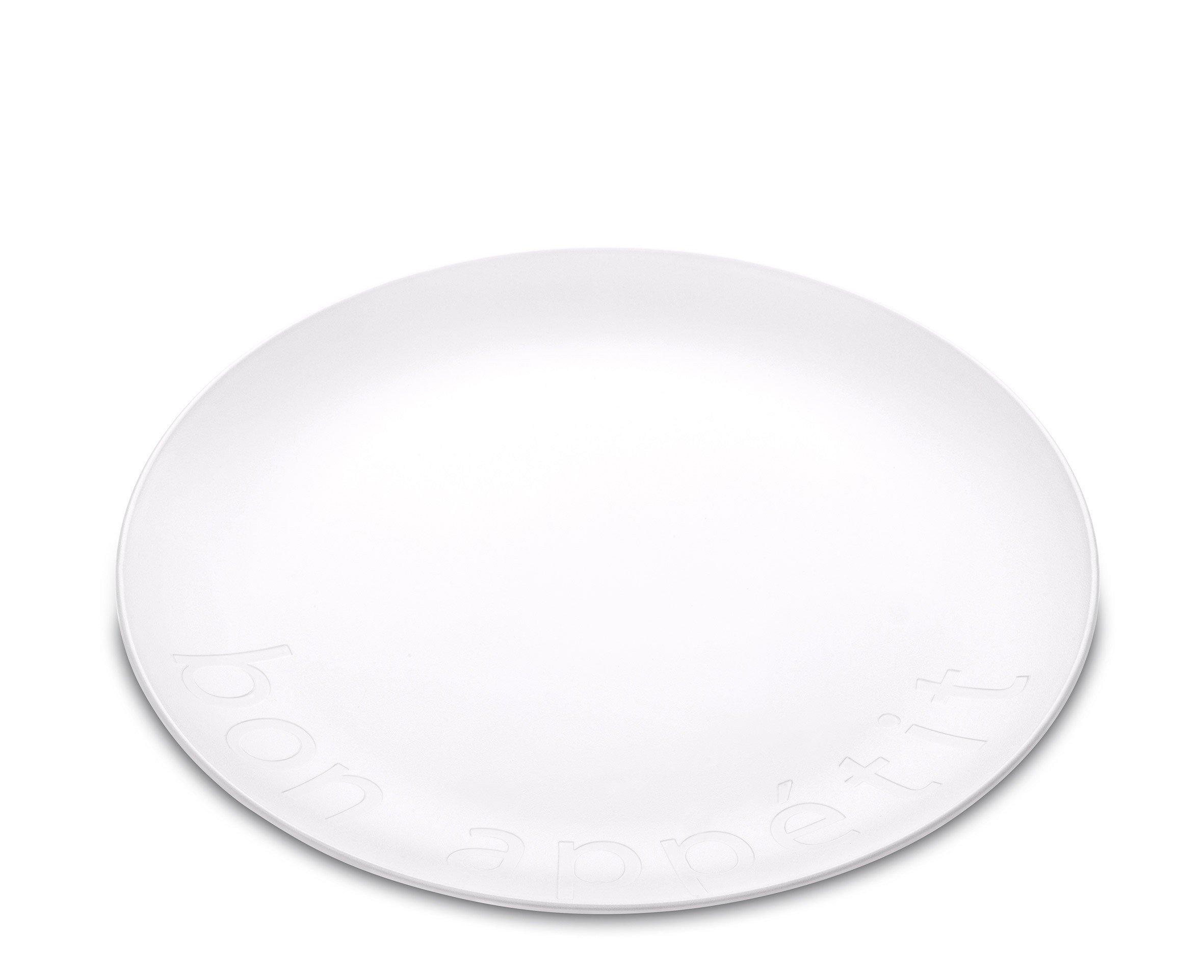 Talerz Rondo biały