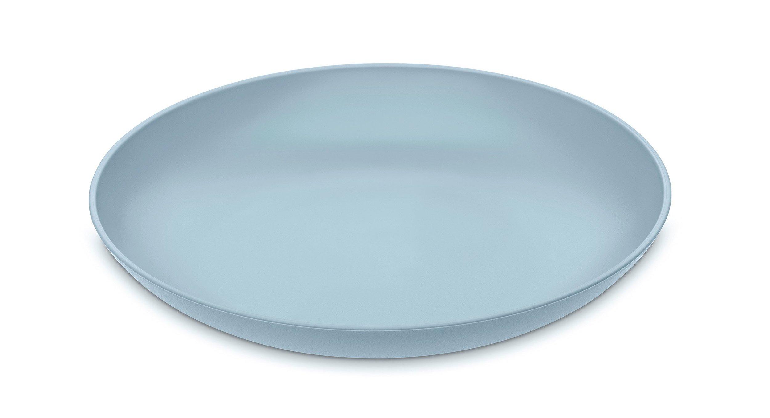Talerz głęboki Rondo pastelowy błękit