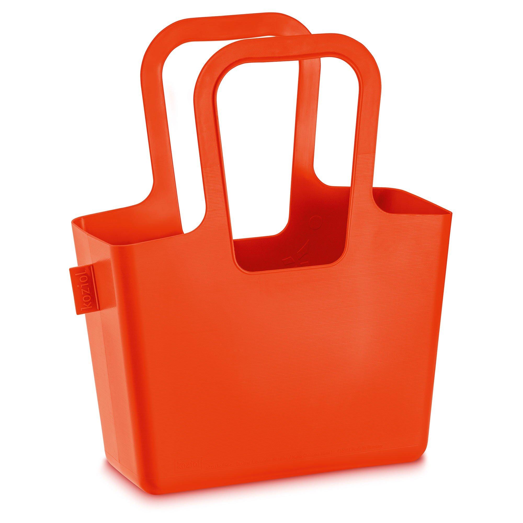 Torba Taschelino pomarańczowoczerwona