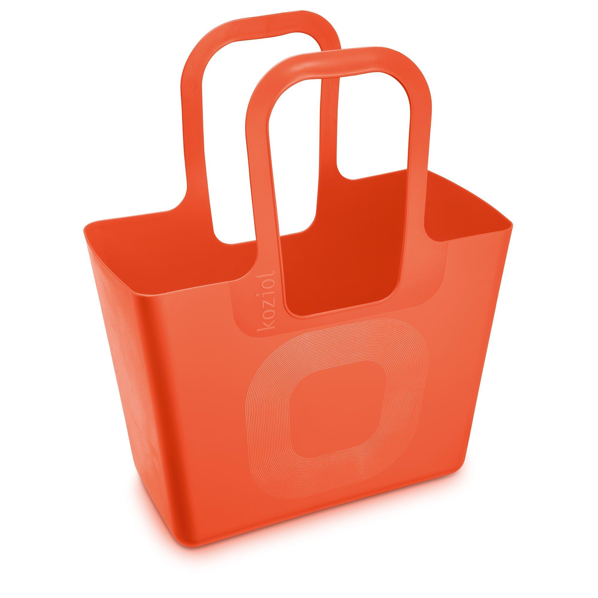 Torba Tasche XL pomarańczowoczerwona