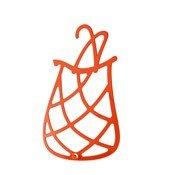 Wieszak na apaszki i akcesoria It Bag pomarańczowoczerwony - małe zdjęcie